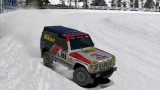 Mitsubishi PAJERO Rally Raid Car 1985 - Chamonix West