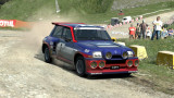 Renault 5 Maxi Turbo Rally Car '85 - Eiger Nordwand G Trail