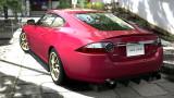 Jaguar XK Luxury 07 - Monza Red Pearl