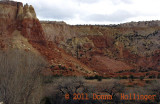 Red Canyon Wall
