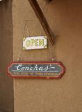Concha -an artist using  Mica