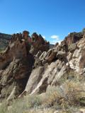 Volcanic Litter Rock