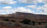 Driving East to Ghost Ranch