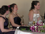 Wedding Party Laughing