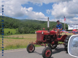 Farm Equipment in the parade