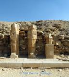 Three Statues at Saqquara