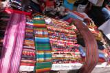 Treasure Trove of Woven Fabrics in Ecuador
