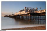 Palace Pier in dawn light