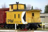 The Smiths Falls Rail Museum