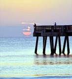 Juno Pier sunrise 2