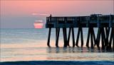 Juno sunrise