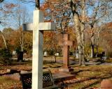 two crosses