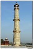 Taj Mahal Pillars