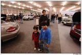 Duttas at the Auto Show