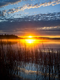 Lake of Two Rivers Sunrise