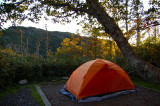Camping on Mt. Mitchell 9/17/11 [gallery]