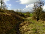 Sadly, these  days, not  all  of  Wansdyke  is  still  as  it  once  was.
