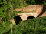 Tunnels  under  mainline  railway