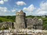 Manorbier  Castle / 2
