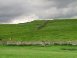 Earthworks  remains  of  Roman  fort  of  VIROSIDUM.