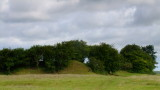 Laxton  motte and bailey castle / 2