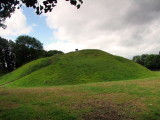Barwick-in-Elmet   motte  and  bailey  castle  / 1