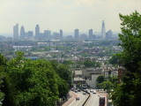 The  City  from  the  suicide  bridge.