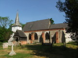 C12th century , Grade  II  Listed  Building , St. Mary  and  St. Edward's  Church