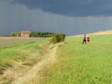 A  severe  thunder  storm