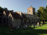 C13th  century, Grade 1  Listed  St. Mary The  Virgin  Church