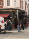The  Marlborough  Arms  pub.