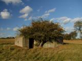 A  large  concrete  WW2  pillbox