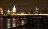 The  City  of  London, from  the  Southbank.