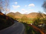 Causey  Pike  from  Hawse  End.