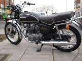 Honda  CB500T.