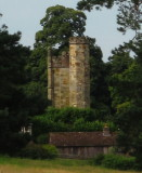 The  tower  at  Old  Buckhurst.