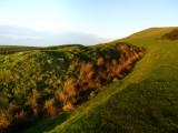 Roman  camp  ditch .