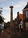 The  old  market  cross.