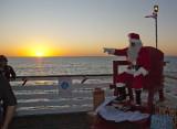 Sunset Santa  2188