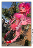 Giant Pink Puppet