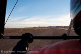 Microlight Landing