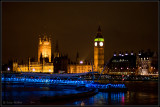 Parliament, from the South Bank