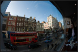 View from Paperchase Nero, Goodge Street