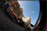 Goodge Street fisheye
