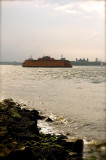 Ferry is off to Staten Island