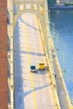 Sixth Street Bridge Arial View