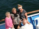 Dorothy, Linda & Sandy (taken by Bob)