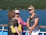 Linda Stevens, Dorothy and Sandy