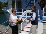 Carol and 1st mate