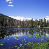 Lake in Rocky Mountain National Park